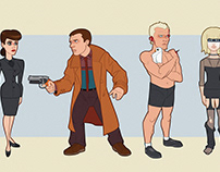 Blade Runner: The Animated Series