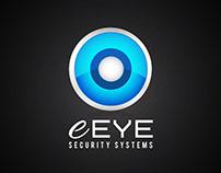 eEYE branding creative logo logotype design Дизайн лого
