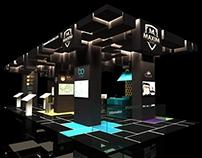 Maxim Holding Dubai Booth 2014