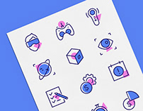 Spotty Icons