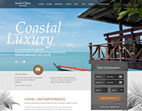 Resort Website Design & Branding