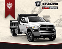 Ram Overdrive - Rich Media Advertisement