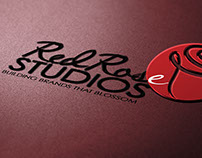 Red Rose Studios - Logo/Branding