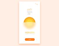 Horizon Mobile Login