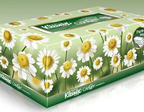 Caja Kleenex Manzanilla