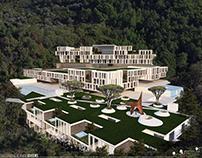 Exclusive Touristic Complex_CRVENA GLAVICA