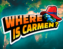 Where is Carmen? - Mobile Game