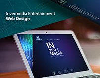 Invermedia Entertainment Web Site