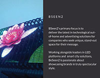 BSEEN2 Logo & Website