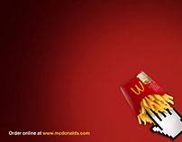 McDonald's - Order online