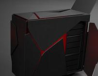 High-End PC Case Concept