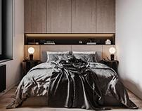 Мытищи. Спальня / Mytishchi. Bedroom