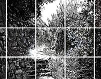 "Inktober 2016: Composite Project ""Alcove"""