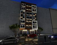 Residental building (Modern Building)