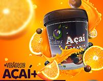Açaí Fruta Brasileira