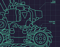 Metal Slug Official Poster