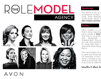The Role Model Agency for Avon
