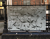 """""""Your Cyclical Natures"""" publicity material."""