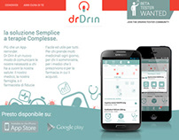 Dr Drin - website