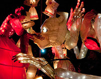 Halloween Lantern Carnival - 2011