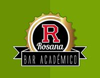 R Bar Académico - Logo / ReBrand Design
