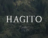 Hagito - Free Serif Font