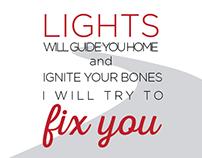 Fix You- Coldplay