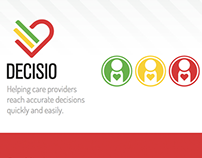 Identity & Brand Development for Decisio