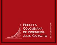 Logotipo Animado Escuela Colombiana de Ingeniería