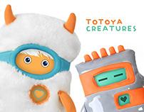Totoya Creatures