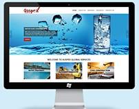 Auspex Web Design Presentation