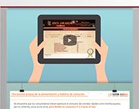 Informes - Diseño Infográfico - Diseño Editorial