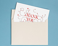 Thank You Card | Product