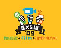 2009 SXSW Identity & Branding