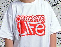 Celebrate Life - Inhale / Exhale (SS 2015 Limited).