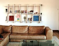 Casa Sewards - Mobiliario