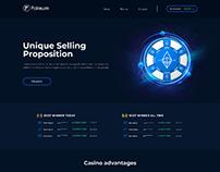 Faireum — online crypto casino.