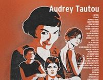 Faces: Audrey Tautou