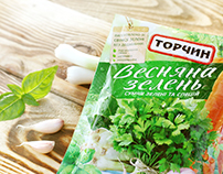 TORCHIN. SPRING HERBS