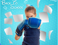 ALmoustfa Gym Social Media Designs