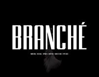 Branche - Display Font