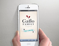 Gallo Crest Creator