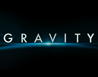 Gravity // Theatrical Trailer Design
