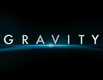 Gravity // Theatrical Trailer Design