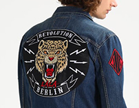 Levi's® x Lala Berlin | Men's Trucker Jacket