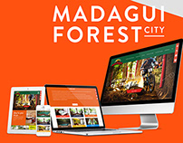 Madagui Forest city Web Design