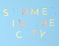 Summer in the city | Stop motion animation | KaDeWe