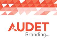 Audet Branding _ Site Web | Website