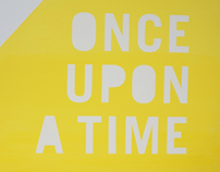 Once Upon A Time - Bookcase