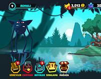Bad Character Design for Mobu Game